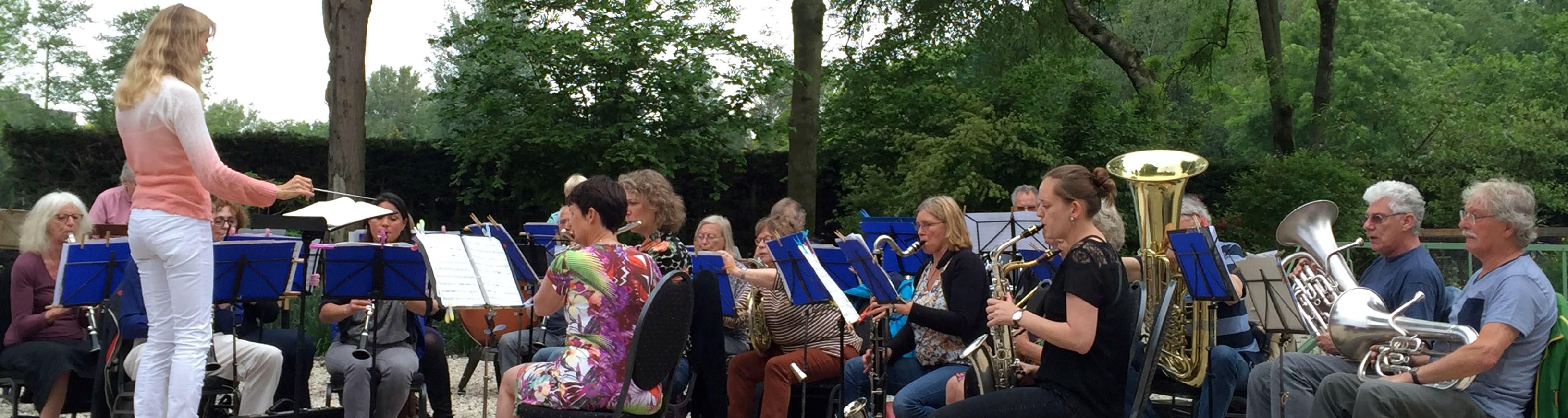 Hoogzomer Muziekfeest In De Tuinen Van Westerpark